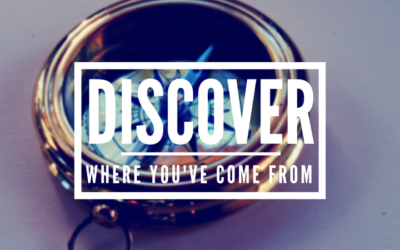 Discover where you've come from – SMARTdiscovery