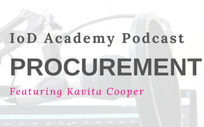 IoD Academy Podcast
