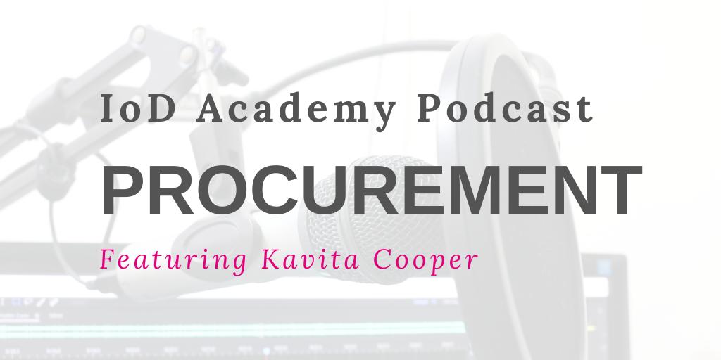 IoD Academy Podcast