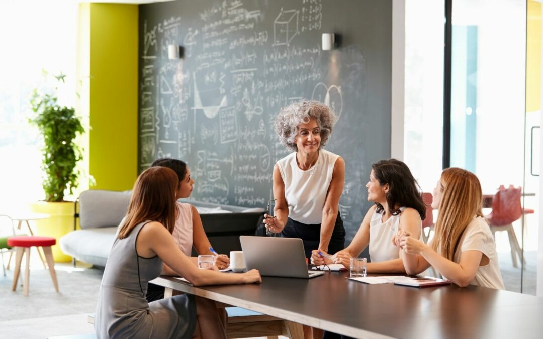 Women in Supply Chain: top tips for leadership and teambuilding